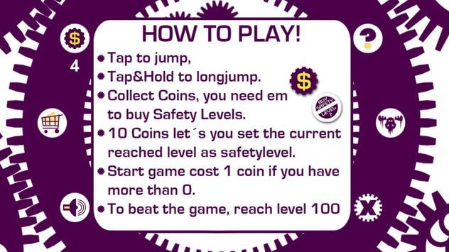 JUMP100 apk screenshot