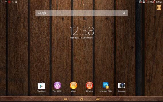XPERIA™ Woody Theme for Android - APK Download