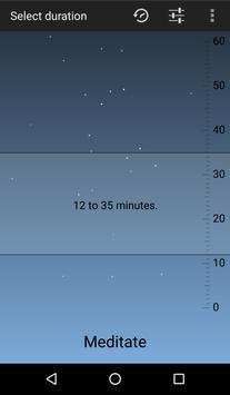 Smart Meditation Timer screenshot 1