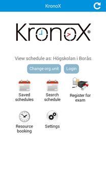 KronoX poster