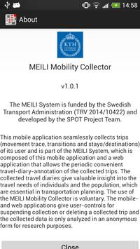 MEILI screenshot 1