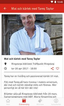 Kulturkortet i Helsingborg apk screenshot