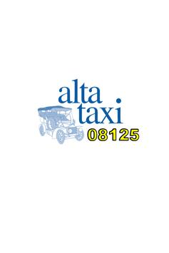 Alta Taxi screenshot 1