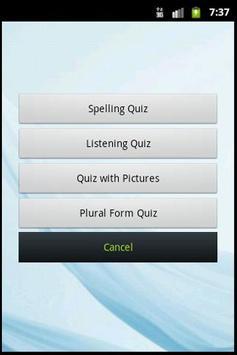 تعلم الانجليزية بسهولة screenshot 3