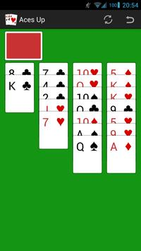 Aces Up - Solitaire poster