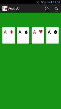 Aces Up - Solitaire apk screenshot