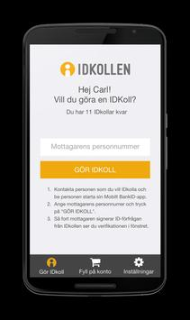 IDkollen apk screenshot