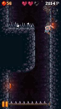 Cavefall apk screenshot