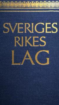 Sveriges Rikes Lag 2016 poster