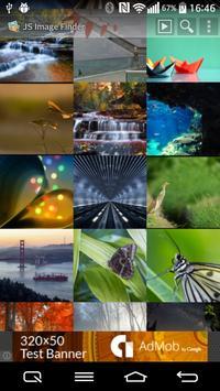 JS Image Finder: Image Search poster
