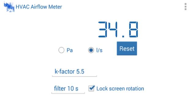HVAC Airflow Meter for Android - APK Download