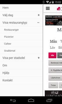 JKPGLUNCH - Lunch i Jönköping apk screenshot