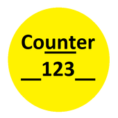 Counter 123 (Unreleased) icon