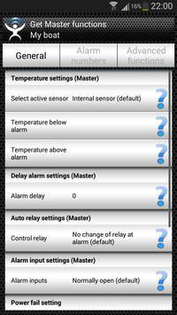Ontech SMS apk screenshot