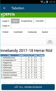 RT INNEBANDY screenshot 1