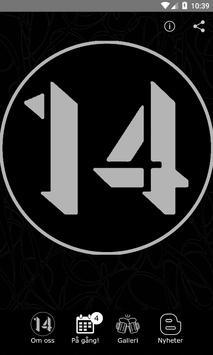 Södergatan 14 poster