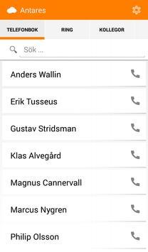 Antares apk screenshot