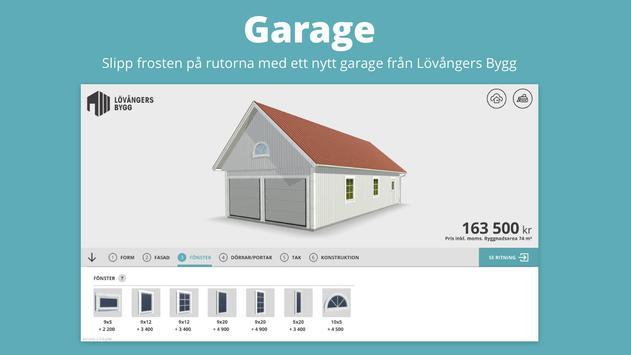 Rita eget med Lövångers Bygg screenshot 1