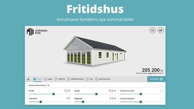 Rita eget med Lövångers Bygg screenshot 2
