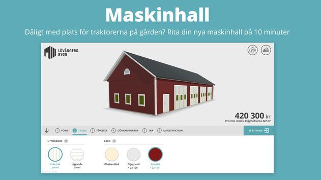 Rita eget med Lövångers Bygg screenshot 3
