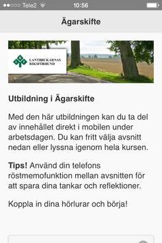 LRF Ägarskifte poster