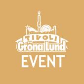 Gröna Lund Event icon