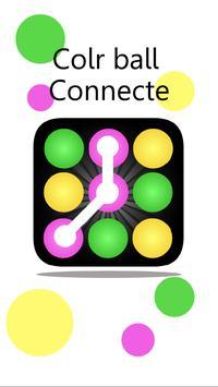 Color ball Connecte no ads poster