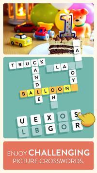 Wordalot - Picture Crossword poster