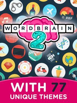 WordBrain 2 apk screenshot