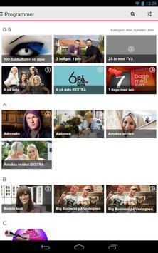 TV3 Play screenshot 17