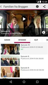 TV3 Play screenshot 1