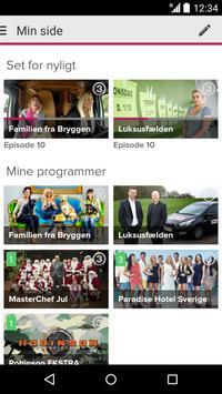 TV3 Play screenshot 2