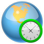 Time Spent Where icon