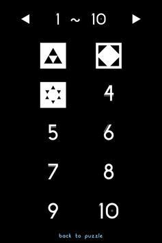 Negative Shapes apk screenshot