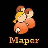 Maper icon