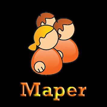 Maper apk screenshot