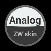 Analog Zooper Skin icon