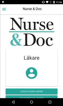 Nurse & Doc poster