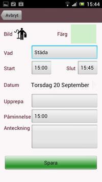 SmartKalender screenshot 1