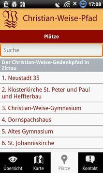 Christian-Weise-Gedenkpfad Zit screenshot 3