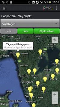 SATSA apk screenshot