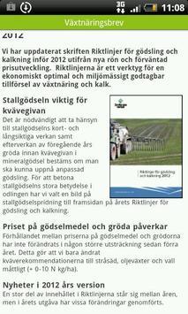 Nyheter Jordbruksverket screenshot 2
