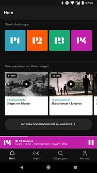Sveriges Radio Play poster