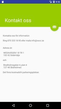 Svea Vård screenshot 2