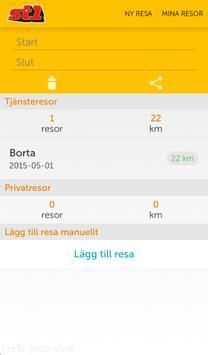 St1 Körjournal screenshot 4