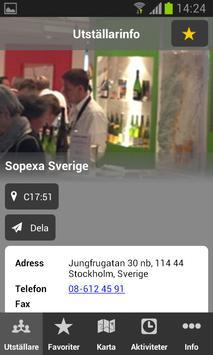 Mitt kök-mässan Stockholm screenshot 11