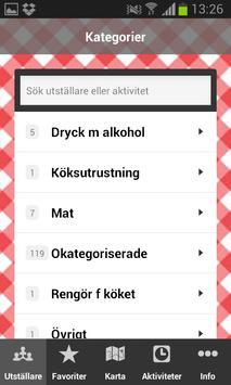 Mitt kök-mässan Stockholm screenshot 1