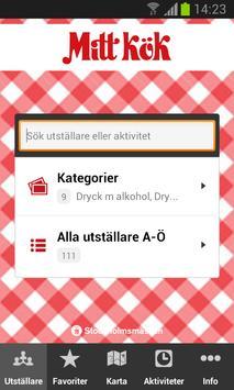 Mitt kök-mässan Stockholm screenshot 5