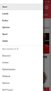 SVT Nyheter screenshot 10