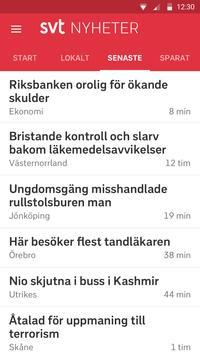 SVT Nyheter screenshot 13